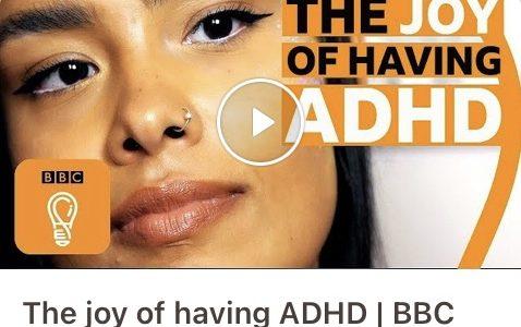 海外のADHDを持つ女性の動画を紹介します